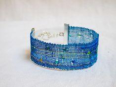 Lace Bracelet, Cuff Bracelets, Bobbin Lace, Boho Fashion, Chic, Jewelry, Food, Style, Shabby Chic