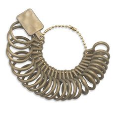 Before You Purchase a Ring Online # New Ring Gauge Set by jewelrymandave on Etsy, $6.99