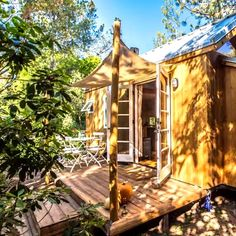 Why This Woman Turned Her Tiny House Into Her Forever Home: If sacrificing square footage at home could buy you more financial freedom and personal time, would you consider downsizing?