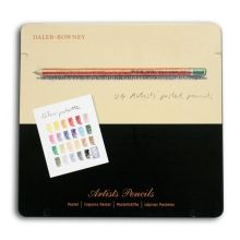 Daler Rowney Artists Pastel Pencils