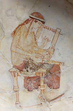 Faces of Ancient Etruscan Civilization