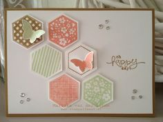 Hexagon punch card. http://www.stempelfeest.nl/