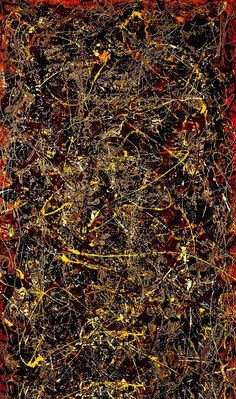 No. 5, 1948 (1948) Jackson Pollock
