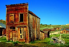 Bodie Ghost Town | An original ghost town from the late 1800… | Flickr