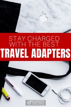 The Best Travel Adapters To Keep Your Gear Charged Travel Wall, Being In The World, Plugs, Traveling By Yourself, Electronics, Suitcases, Backpacks, Packing, Outdoors