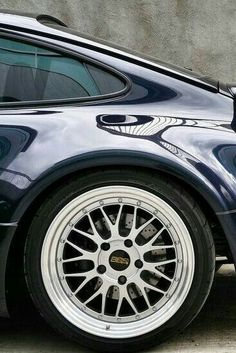 id like a porsche 993 911 with bbs rs's because look at how gorgeous Ferrari, Lamborghini, Porsche Sports Car, Porsche Cars, Porsche 2017, Ferdinand Porsche, Escuderias F1, Bugatti, Bbs Wheels
