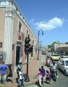 Una muestra más de como se ve Valladolid al recorrer sus calles.