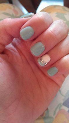 Gel Nails by Holly Sudol