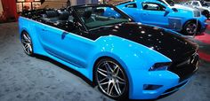 Pics of 2010+ Two Tone Paint Jobs??? - MustangForums.com