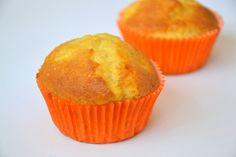Vanilla Nectarine Muffins