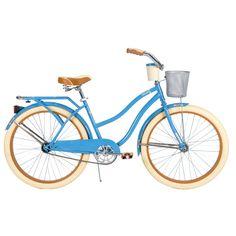 Huffy Ladies' Deluxe 26'' Cruiser Bike