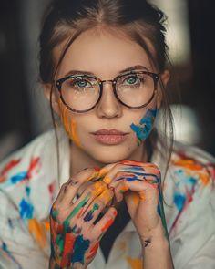 Paint Photography, Creative Portrait Photography, Photography Poses Women, Inspiring Photography, Stunning Photography, Photography Tutorials, Beauty Photography, Digital Photography, Photography Ideas