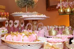 Day by Day : Décor Festa Infantil # Era Uma Vez ... um Reino Encantado da Princesa Sofia by Be Happy