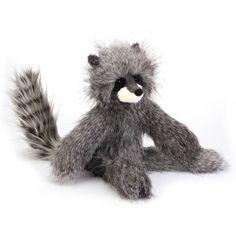 Jellycat Ricardo Raccoon Soft Toy-listing