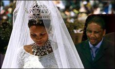 Queen 'Masenate Mohato Seeiso of Lesotho