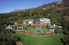 $32 million estate in Montecito, CA