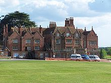 Hampshire Collegiate School, formerly Embley Park was the family home of Florence Nightingale King's College London, English Manor Houses, Florence Nightingale, St Margaret, British Things, Nurses Day, Park Homes, Isle Of Wight, Historic Homes