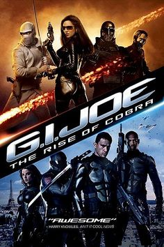 G.I. Joe: The Rise of Cobra (Stephen Sommers, 2009)