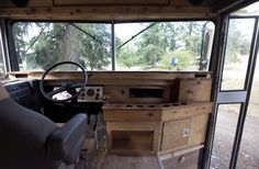 Back to skoolie: Converting a school bus into an RV or tiny house (photos) | OregonLive.com