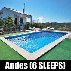 Andes (6 SLEEPS) Costa Brava - Lloret de Mar