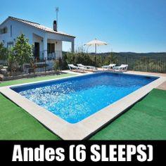 Andes (6 SLEEPS) Costa Brava - Lloret de Mar