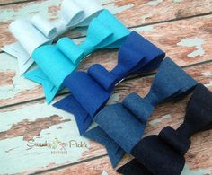 Hey, I found this really awesome Etsy listing at https://www.etsy.com/listing/198217440/blue-felt-hair-bow-navy-hair-bow-basic