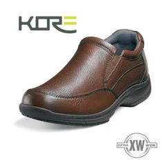 Strutt Nunn Bush Kore Strutt 84323 mens moc toe shoes | 30% off Nunn Bush
