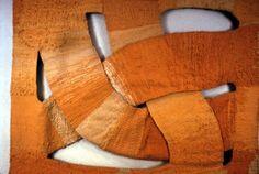 Herman Scholten, Yellow Braid, 1969 Yellow Braid can be seen in Mildred Constantine and Jack Lenor Larsen, Beyond Craft: The Art Fabric, (New York: Van Nostrand Reinhold)