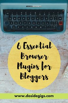 If you've been looking into Internet Marketing or making money online for any amount of time. Social Media Training, Pinterest For Business, Seo Tips, Free Blog, Browser Extensions, Blogging For Beginners, Make Money Blogging, Essentials, Writing