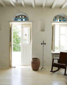 Casas griegas de estilo tradicional | Decoración