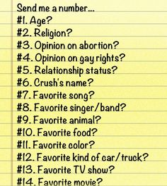 Send me a number? And please don't judge me of what I have to say cause it's my life. please comment? Feel free to leave your answers as well. Get To Know Me, Talk To Me, Getting To Know, Let It Be, Just Me, Told You So, Love You, Questions To Ask, This Or That Questions