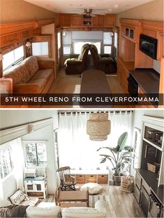 Mobile Home Remodel Interiors Tiny House Trendy Ideas Tiny House, Travel Trailer Remodel, Travel Trailers, Travel Trailer Living, Airstream Trailers, Rv Travel, Rv Homes, Camper Renovation, Rv Interior Remodel