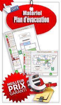 PFI Signalisation bureau d'études sécurité incendie et affichage de sécurité, fabricant de plans d'évacuation, plans d'intervention, plans de chambre, consignes de sécurité ...