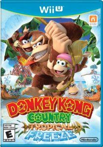"""Looking for the """"Donkey Kong Country: Tropical Freeze"""" game guide? The Prima Official Game Guide includes detailed maps, locations for each collectible and hidden item, tips on how to defeat bosses and enemies, details on how to unlock all of the secrets, concept art and more."""