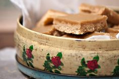 Al Brown's Mum's Ginger Crunch Recipe - Viva