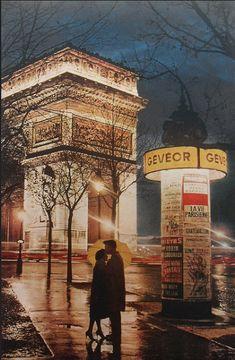 paris en 1960