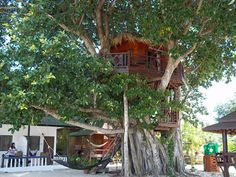 Tree House At Charm Beach Resort