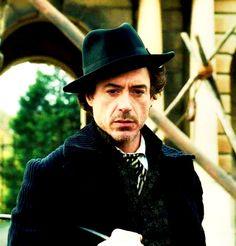 """Sherlock Holmes"": Robert Downey Jr."