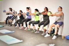 20% de nuestros resultados es la actividad física.