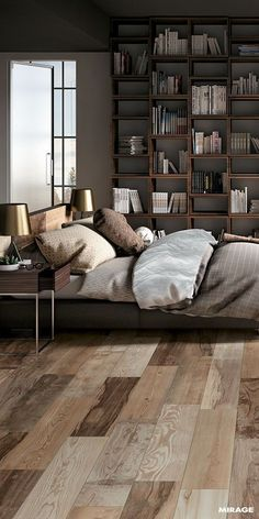 The wood effect plays a key role in contemporary interior design, with a cozy, refined touch particularly appreciated for home projects. But how to choose the most suitable product to express your style? Get inspired, check out our blog.