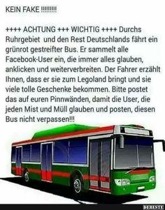 Durch Ruhrgebiet und den Rest Deutschlands fährt ein..   Lustige Bilder, Sprüche, Witze, echt lustig