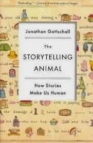 The Storytelling Animal: How Stories Make Us Human - by Jonathan Gottschall is a fantastic read about the perpetual story craving and creating that humans imbibe in constantly. Humans need stories to help us figure out life. And story is everywhere. This is not just about reading stories; it's about seeing and listening to stories, as well.