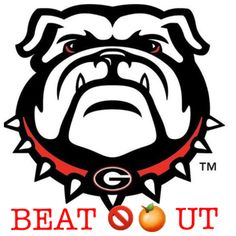 It's time...  #ihateorange #vols #dawgs #rivalry #UGA #UT