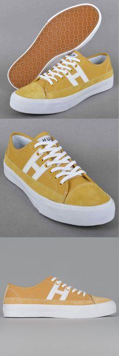 f036f63f804e Footwear 50883: Huf Worldwide Men S Hupper 2 Lo Mustard Skateboarding Shoes  Size 9 Street Wear -> BUY IT NOW ONLY: $26.99 on #eBay #footwear #worldwide  ...