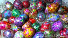 These eggs are decorated by Ova artist Lorrie Popow using alcohol inks. Artists' Mediums carries the alcohol inks- pick some up and try some! Arts And Crafts, Diy Crafts, Sharpie Art, Coloring Easter Eggs, Egg Art, Easter Crafts, Easter Ideas, Alcohol Inks, Egg Decorating