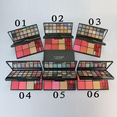 discount mac makeup set collections - more_make_up_pintennium Mac Makeup Kits, Cheap Mac Makeup, Mac Makeup Bag, Mac Makeup Brushes, Best Mac Makeup, Makeup Sale, Latest Makeup, Makeup Tools, Makeup Eyeshadow