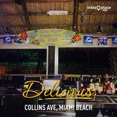 Miami beach cadillac hotel Collins avenue florida TikiHutChronicles Carabas