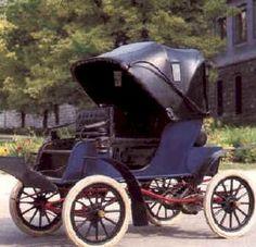 1901 Pierce Stanhope (Pierce-Arrow Motor Car Co. Buffalo, New York 1901-1938)