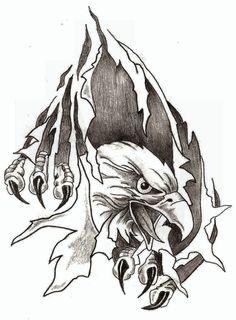 Eagle By Jerny Projects Tattoos Snake Tattoo Eagle Tattoos