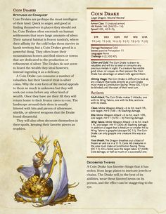 Last Time On. — It's all finished folks! I cleaned up some of the. Dungeons And Dragons Classes, Dungeons And Dragons Characters, Dungeons And Dragons Homebrew, Dnd Characters, Magical Creatures, Fantasy Creatures, Dnd Stats, Dnd Dragons, Dungeon Master's Guide